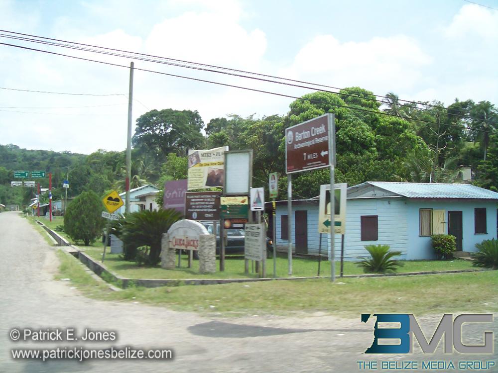 Guacamallo Road