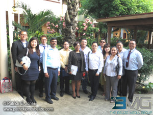 CATO trade delegation