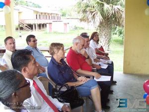 Rotary Club of San Ignacio members