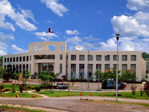 PM Office, Belmopan