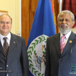 New Costa Rican ambassador accredited to Belize