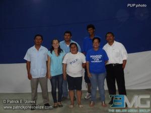 PUP municipal candidates