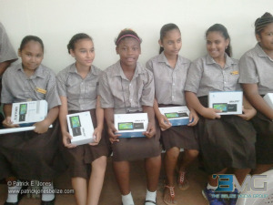 Tablets for primary school children