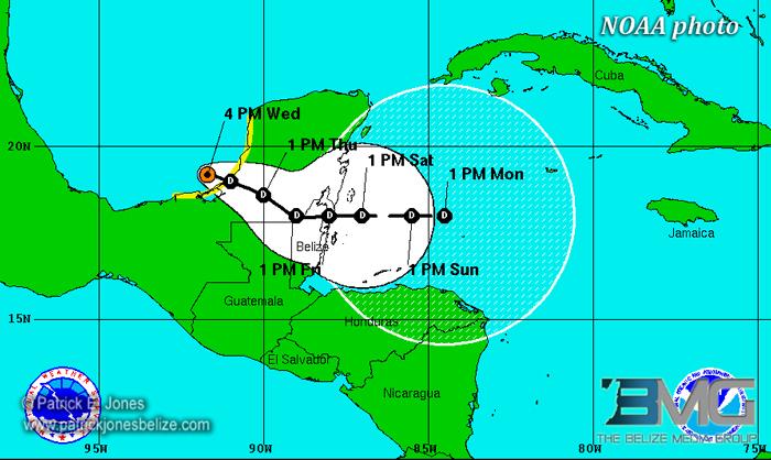 Tropical Depression 9