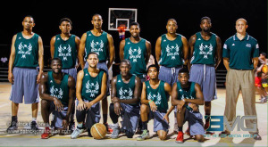 Galen University Basketball team