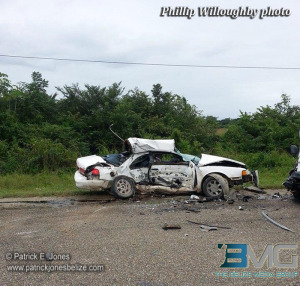 Fatal traffic accident