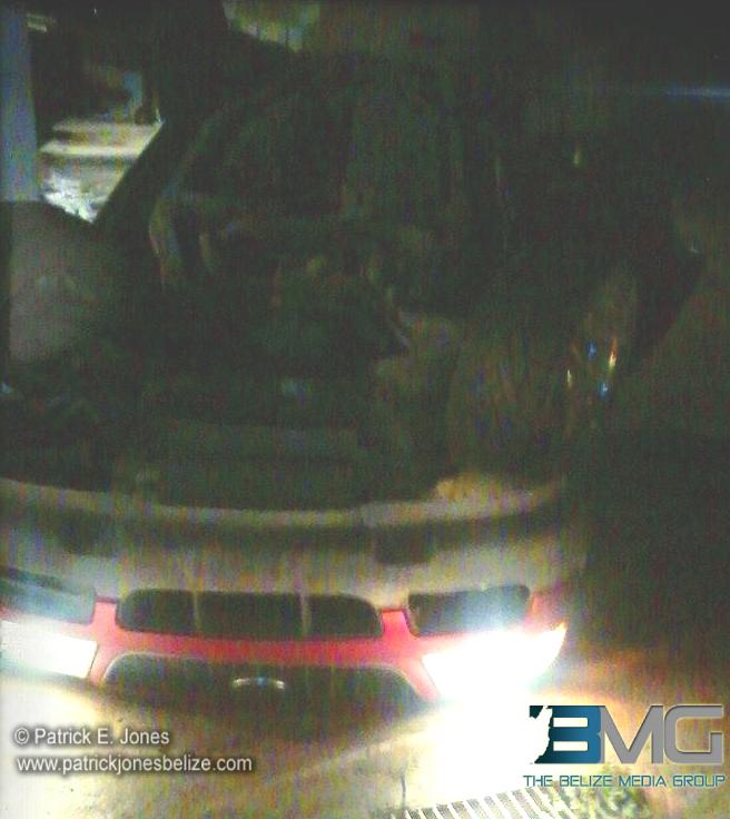 Vehicle overturns