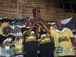 Battle of the Drums champion