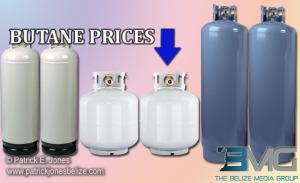 Butane price goes down