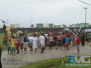 Garifuna parade