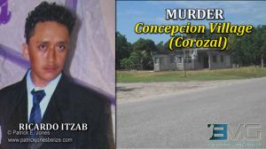 Ricardo Itzab murder