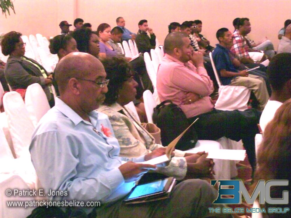 Participants, Masculinity forum