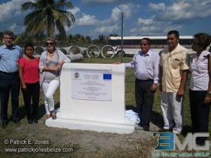 Feeder road rehabilitation, Corozal