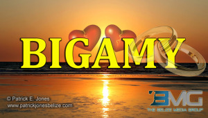 Crime: Bigamy