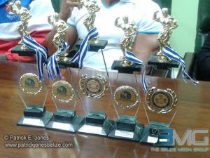 Body Building awards