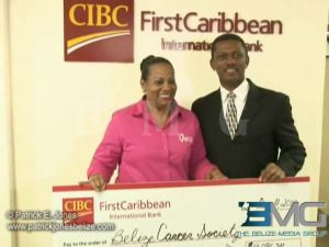 Cancer Society receives donation