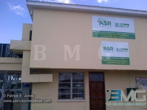 ASR office, Orange Walk