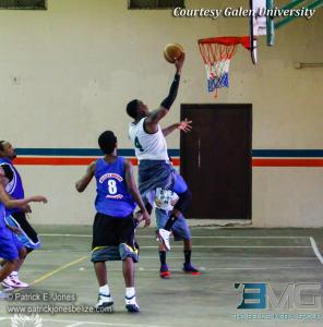 Galen Eagles basketball