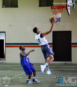 Galen University basketball