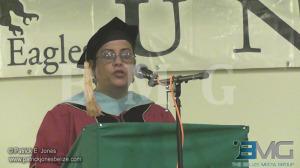 Gale University graduation