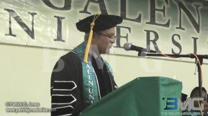 Galen University graduation