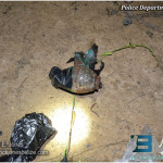 Police retrieve hand grenade in Belize City