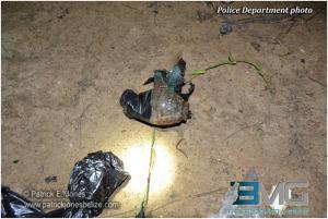 Grenade found