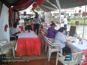 Health Fair, Belize City