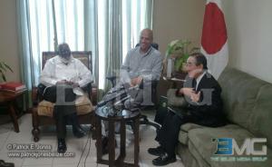 Belize-Japan agreement