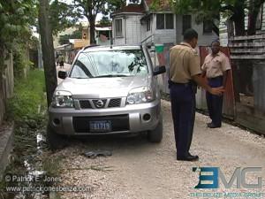 Ombudsman vehicle crashed
