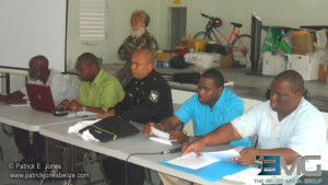 COLA executive meeting