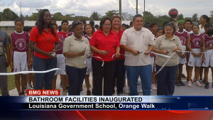 Project completed at Louisiana Government School
