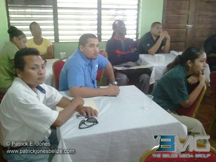 Environmental workshop