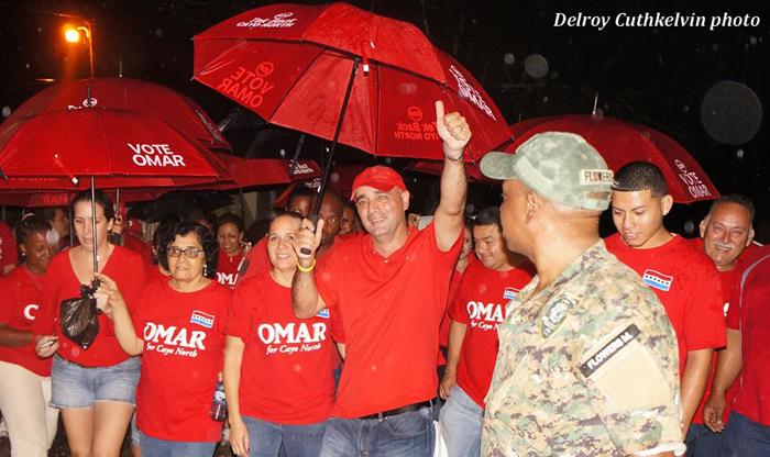 Omar Figueroa victorious