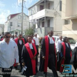 Ceremonial opening of Supreme Court held in Belize City