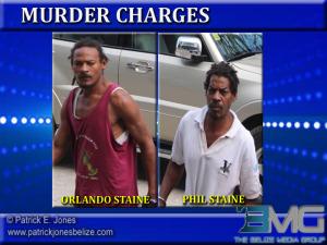 Orlando & Phil Staine