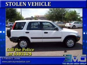 Stolen Vehicle