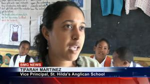Tifarah Martinez