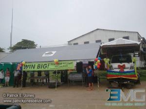 Truck raffle promotion