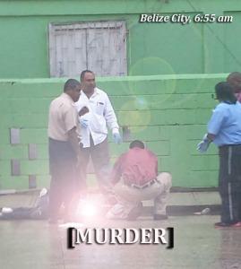 Marvin Underwood killed