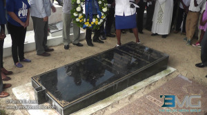 Grave of George Price