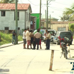 Elderly woman knocked down in Belize City