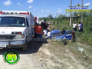 Fatal road traffic accident