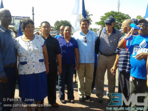 Nomination Day, Belmopan