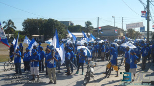 Nomination Day, Belize City