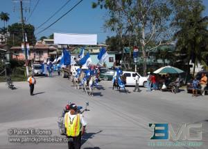 Nomination Day, San Ignacio
