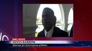 Denys Barrow