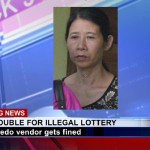 Chinese shop vendor pleads guilty to illegal lottery selling