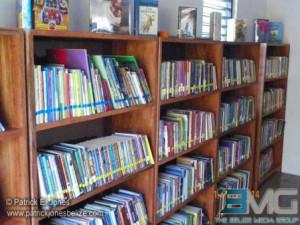 Kuxlin Ha School library