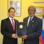 Mexico appoints new ambassador to Belize